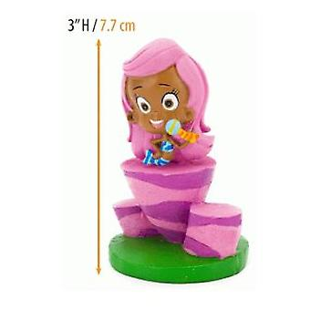 Sandimas Bubble Guppies - Molly (Fische , Aquariumsdeko , Ornamente )