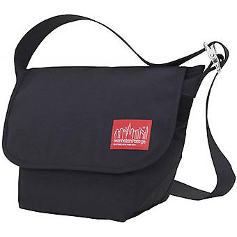 Manhattan Portage Small Vintage Messenger Bag - Black