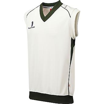 Surridge Boys Fleece Lined Sleeveless Sweater / Sports / Cricket