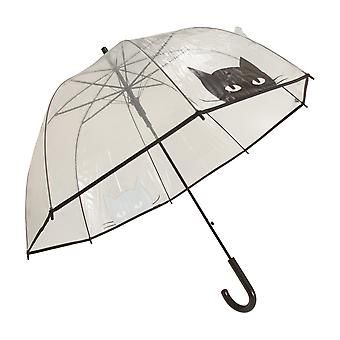X-brella Womens/Ladies Cat Face Umbrella