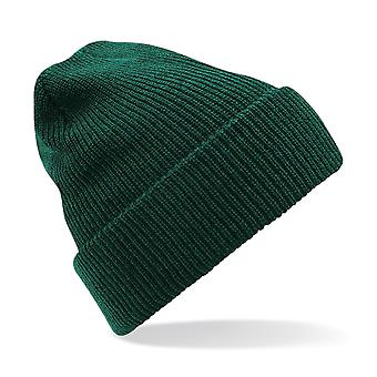 Beechfield Heritage Ladies/Womens Premium Plain Winter Beanie