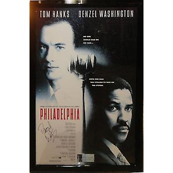 Philadelphia - Signed Movie Poster