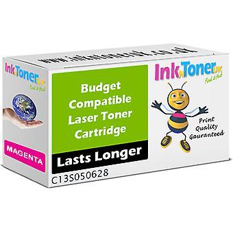 S050628 compatible C13S050628 Magenta Toner para Epson Aculaser C2900