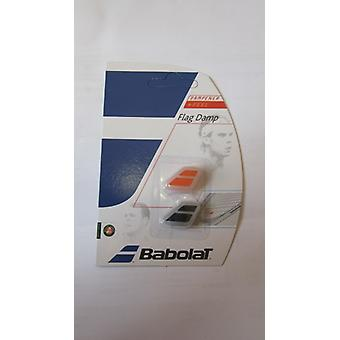 Babolat Flag damper 2-pack Black / Orange