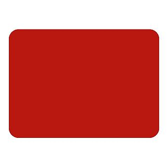 Tuftop Medium glatte Arbeitsplatte Saver, rot 40 x 30cm