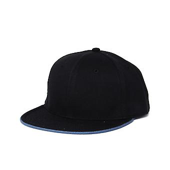 Lacoste L!ve Black Baseball Cap