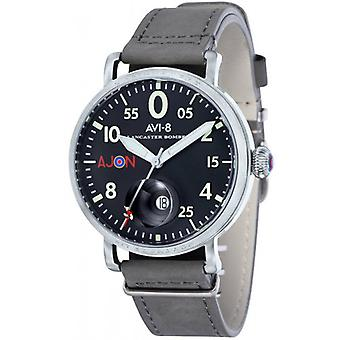 AVI-8 Lancaster Bomber Watch - Grey