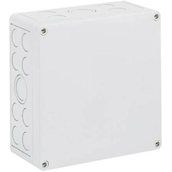 Build-in casing 180 x 182 x 90 Polycarbonate (PC) Light grey Sp