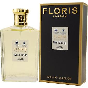 Floris White Rose By Floris Of London Edt Spray 3.4 Oz