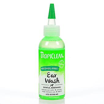 Tropiclean Alcohol-Free Ear Wash For Pets
