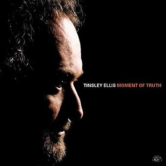 Tinsley Ellis - Moment of Truth [CD] USA import
