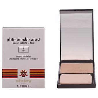 Sisley Phyto-Teint Eclat Compact # 01 Gr-Ivory 10 (Make-up , Face , Bases)