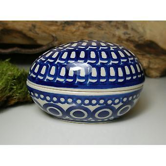 Dose come uovo, 10 x 7 x 6,5 cm, tradizione 52 BSN m-4538,