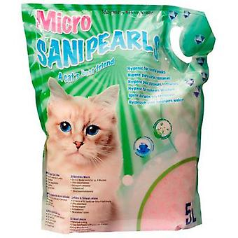 Henry Schein Sable pour Chats Micro Sanipearls 5 L