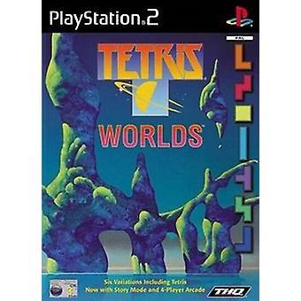 Tetris werelden (PS2)