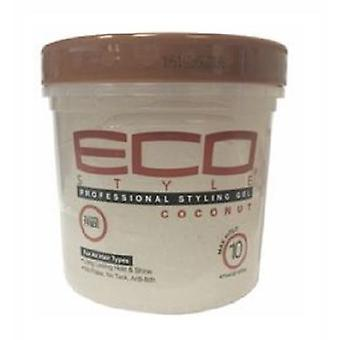 Eco Styler Coconut Oil Styling Gel 355ml