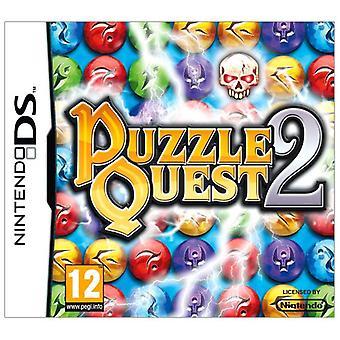 Puzzle Quest 2 (Nintendo DS)