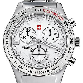 Swiss Military by Chrono Mens clock 20074ST-2M
