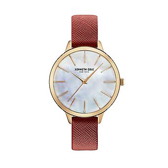 Kenneth Cole New York women's watch wristwatch leather KC15056004