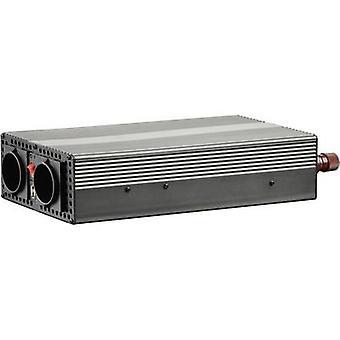 العاكس فولتكرافت MSW 1200-24-و 1200 W 24 فولت تيار مستمر-230 V AC