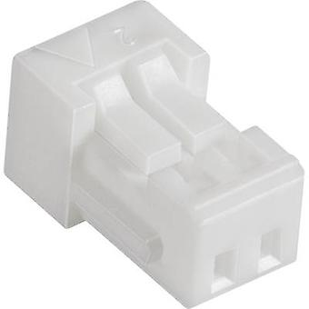 JST Socket enclosure - cable SH Total number of pins 5 Contact spacing: 1 mm SHR-05V-S 1 pc(s)