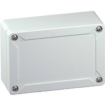 Spelsberg TG ABS 1208-6-o Build-in casing 122 x 82 x 55 Acrylonitrile butadiene styrene Light grey (RAL 7035) 1 pc(s)