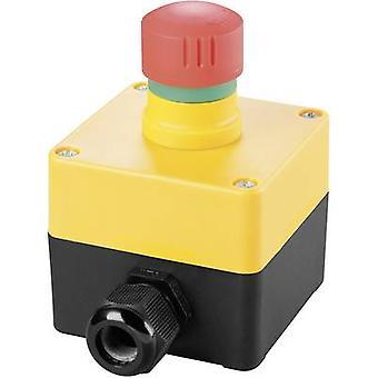 Schlegel SIL22_QRUV_118308 EPO switch 250 V AC 16 A 2 breakers IP65 1 pc(s)