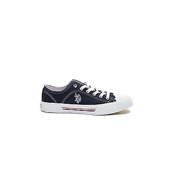 Sneakers Navy Blue Rory Us Polo Woman