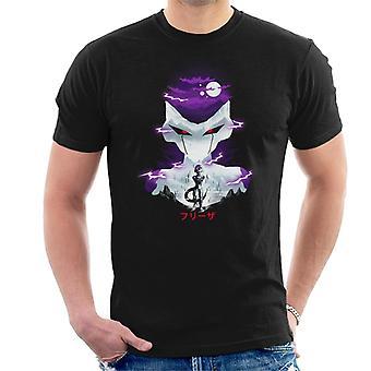 Freezer Silhouette Dragon Ball Z Herren T-Shirt