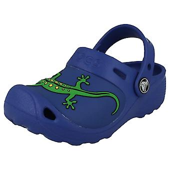 Boys Crocs Gecktacular Custom Clog