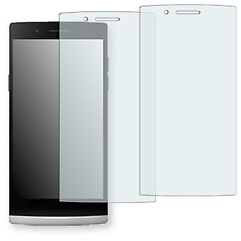 OPPO find 5 X909T screen protector - Golebo crystal clear protection film
