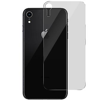 Hydrogel back latex crystal clear protector for Apple iPhone XR