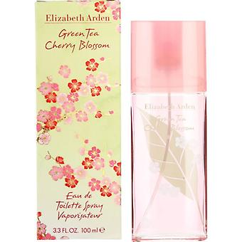 Elizabeth Arden Green Tea Kirschblüte Edt 100 ml