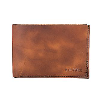 Rip Curl Handcrafted All Day Leather Wallet
