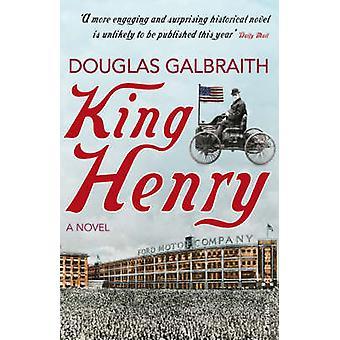 هنري الملك من غالبريث دوغلاس-كتاب 9780099465966