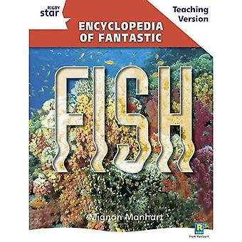 Fish: White Level Non-fiction (Rigby Star Guided)