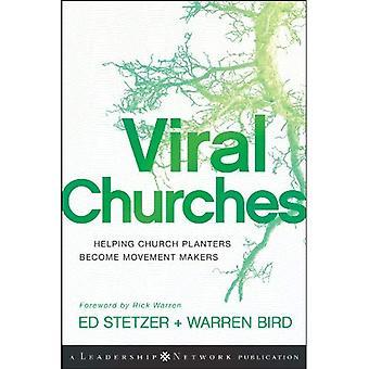Viral kyrkor: Hjälpande kyrkan Planters bli rörelse beslutsfattare