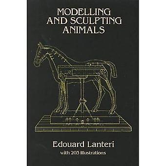 Modellering og Sculpting dyr