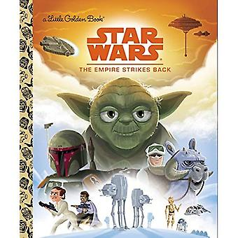 Star Wars: The Empire Strikes Back (Little Golden Book)