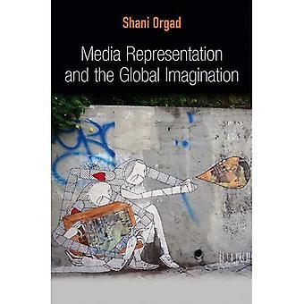 Représentation de médias et de l'imaginaire mondial
