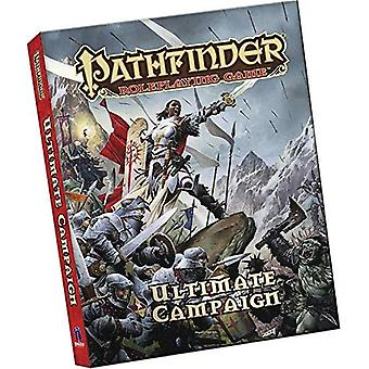 Pathfinder Roleplaying Game:� Ultimate Campaign Pocket Edition