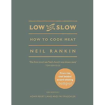 Bajo y lento: Cómo cocinar carne