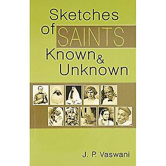 Sketches of Saints Known and Unknown