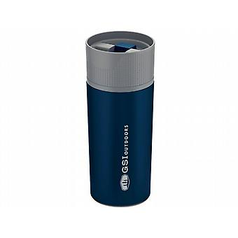 GSI Outdoors Glacier Stainless Commuter Mug (Blue)