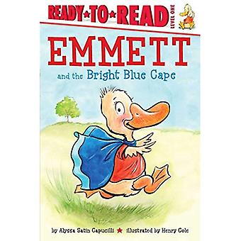 Emmett and the Bright Blue� Cape (Ready-To-Read: Level 1)