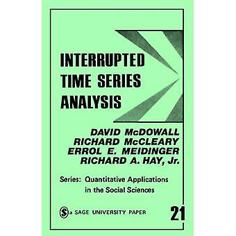 Interrupted Time Series Analysis by McDowall & David