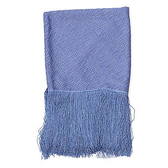 Missoni Blue Cotton Scarf