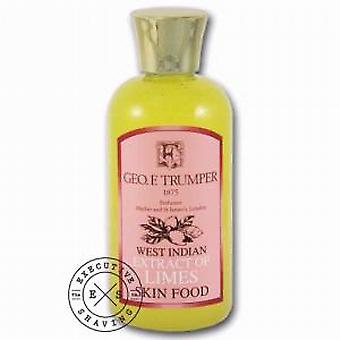 Geo F Trumper Extract of Limes Skin Food 100ml