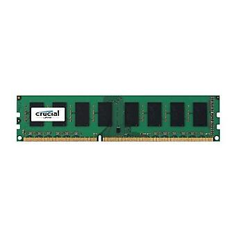 Crucial RAM memory CT102464BD160B 8 GB 1600 MHz DDR3L-PC3-12800