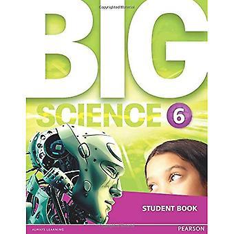 Big Science 6 Student Book: 6: Big Science 6 Student Book (Big English)